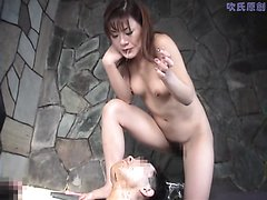 Far East Femdom Coprophagy and Vomitology - video 32