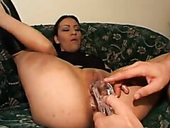 Dirty Enema and anal sex