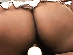 whore takes it in every hole plus sticky facial