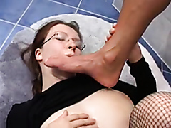 Hardcore anal and some pissing