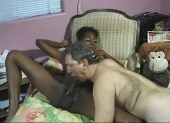 Sucking White black cock men