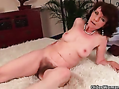 mature with hairy bush and armpits fucked