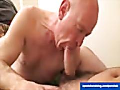 Dad fucks son