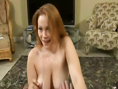 Naughty girls enjoy making stiff cocks cum really hard