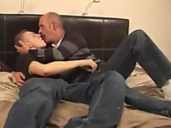 Dad Twink Hot Session