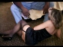 MILF treated rough by Fat Black Bull