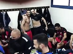 Israeli Lockerroom