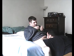 Great BJ on a straight guy