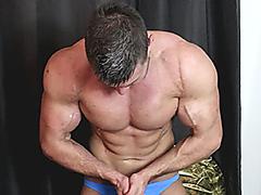 My Horny Big Blue Bulge