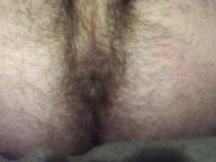 Juicy farts from my hairy hole