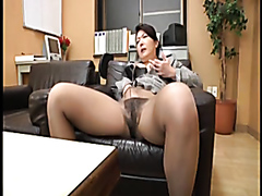 Office lady wants some fun