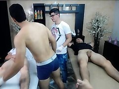 CRAZY HOT MASSAGE FROM HOT GUYS