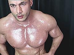 Masculine Muscular Physique