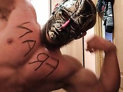 MASKED MUSCLE WORSHIP 1