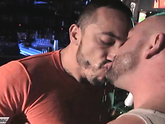 Josh West and Alessio Romero