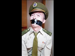 Eric Smith Taiwanese soldier tape gagged