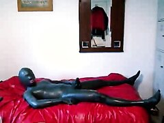 CHINESE GUMMI BALLOON BOY - FULL RUBBER BODY CUMMER JACK 02