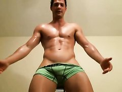 Sexy Muscle Stud Camshow