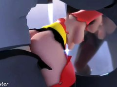 The Incredibles Elastigirl Fucked (HMV) -
