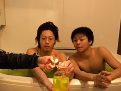 Japanese YouTuber collects and tries to ignite a day's worth of gas 2