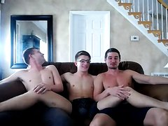 HOT THREESOME WITH ... ON CAM