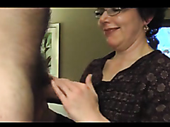 My sexy wife enjoys sucking and riding on my throbbing shaft