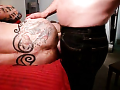 DADDY FUCKED