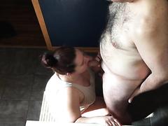 Wife Humiliated Sucking Cock Eve-cut