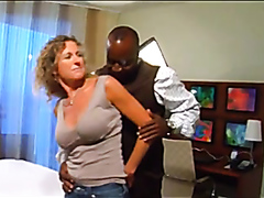 wife creampied by huge black cock_240p