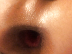 close up gape!