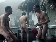 GASPARD ULLIEL NAKED IN THE MOVIE