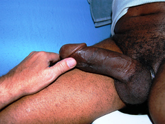 Service to My Hung Black Male