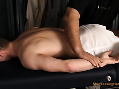 Massage and hand-job