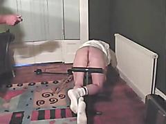 Hogan - hard caning