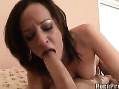 Jada Stevens Deepthroat Puke