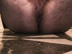 Teen Boy Takes A Nice Big Poop On The Floor
