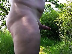 Naked Cruising - Notice the wedding ring