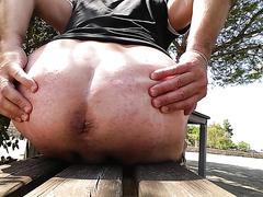 my ass outdoor