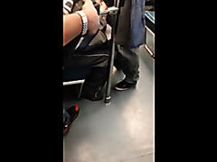 Str8 spy daddies in metro SO HOT!!