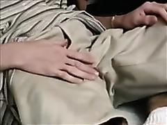 Hung Skater Masturbating