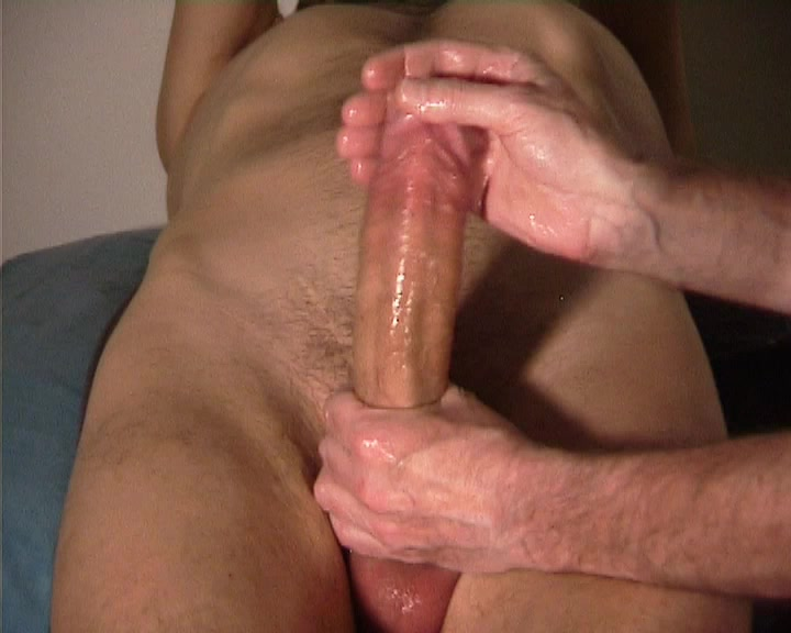 Mirko, handjob and cumshot