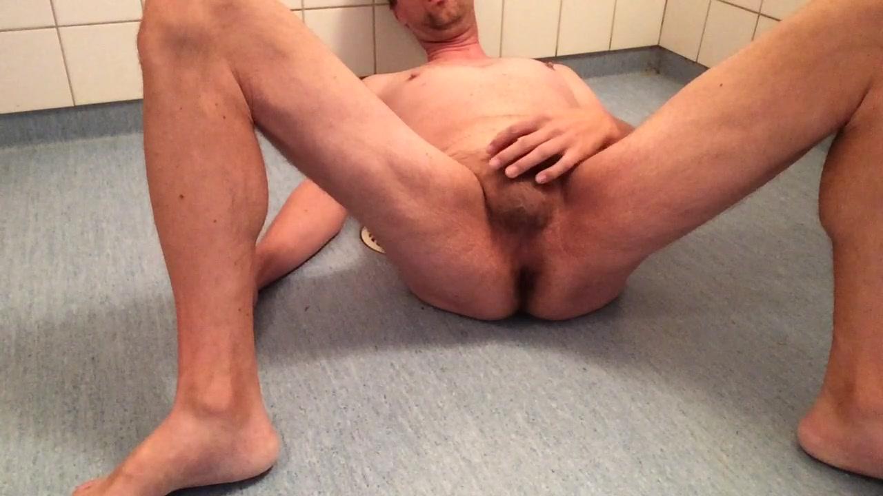 Me taking a poop  again