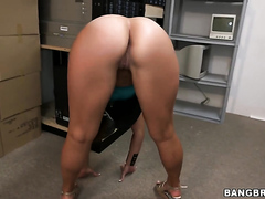 RTNG - Focusing on her ass. (edited - not full vid)