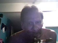 EATING SHIT ON SKYPE