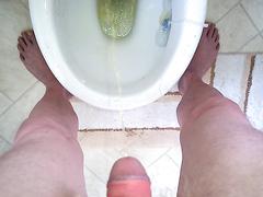 A nice piss