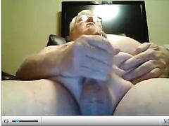 Dad Chub Ejaculates