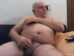 Lucio Fully Exposed Masturbating