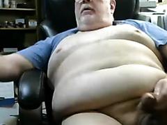 Richard61 Fully Exposed Masturbating