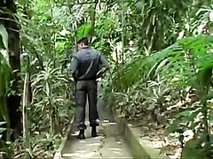 FOREST HIDDEN BB FUCK !!!