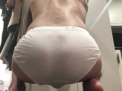 Lad shits pants